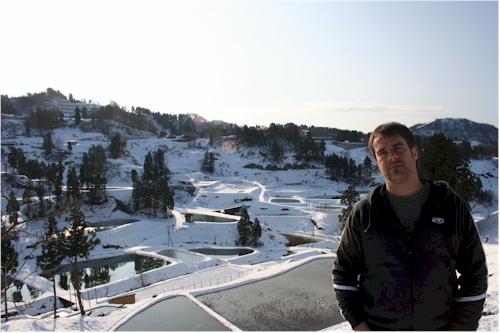 Wunderschönes Niigata im Dezember 2008